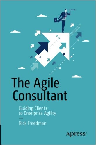 The Agile Consultant. published!